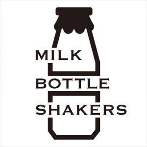 ミルクボトルシェイカーズのロゴ